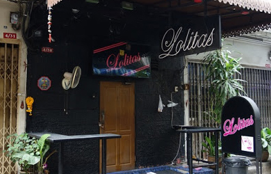 Lolita's blowjob bars in Bangkok