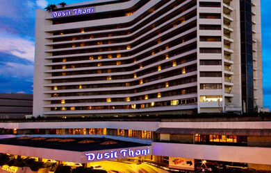 Dusit Thani guest friendly hotel