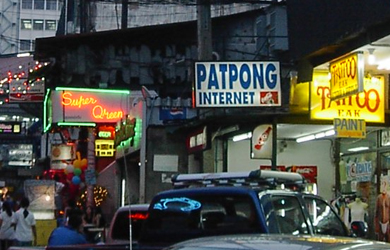 Patpong red light district