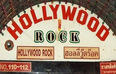 Hollywood Rock Go Go