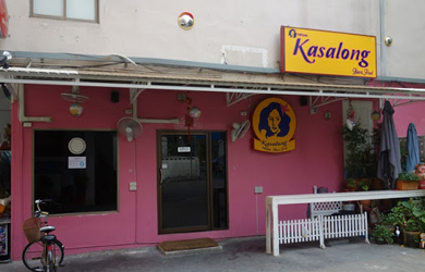 Kasalong blowjob bar in Bangkok