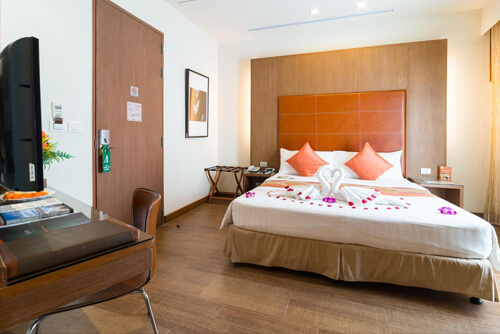On8 girl friendly hotel in Bangkok